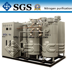 Industrial On-site PSA Air-to-nitrogen Production Complex or Equipment