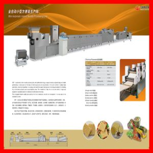 Small Instant Noodle Production Line