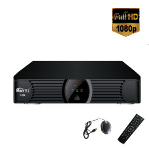 Onvif Full HD 16CH PTZ CCTV Network Video Recorder (HX-N8016B) pictures & photos