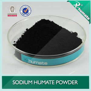 Factory Price High Quality 85% Water Soluble Sodium Humate pictures & photos