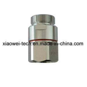 DIN (7/16) Female Connector for 7/8′′ RF Coaxial Cable