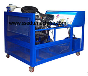 Educational Equipment Automotive Workshop Automotive Training Stand