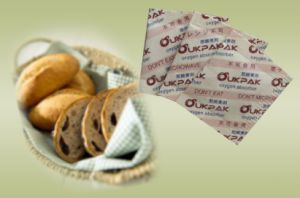 Iron Based Oxygen Absorber Used in Bread