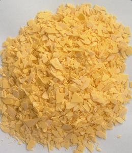 Sodium Sulphide 60% Yellow Flakes pictures & photos