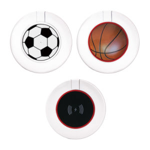 Basketball Wireless Smartphone Charger pictures & photos