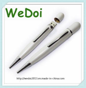 Professional Pen USB Flash Drive with Low Cost (WY-P13) pictures & photos