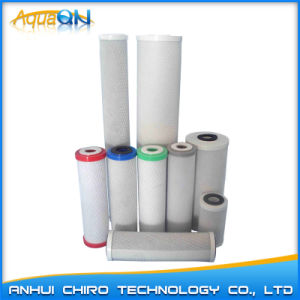 Carbon Block Water Filter Cartridge (CTO10, CBC10)