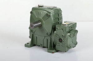 Wpa Worm Gearbox Cast Iron Transmission Gear Reducer Worm Gear pictures & photos