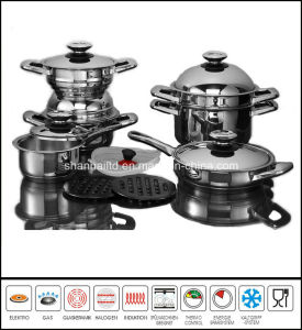 15 PCS Stainless Steel Cooking Utensils Set pictures & photos