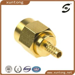 Factory Price SMA Male Female Waterproof SMA Bulkhead Connector for TV Antenna pictures & photos