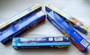 Green Life Use Ce Qualified Aluminum Foil with 8011-0 0.014X290mm pictures & photos