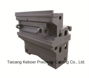 Machine Castings Resin Sand Casting Process