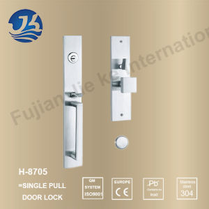 Stainless Steel 304 Handle Lock with American Lock (H-8705)