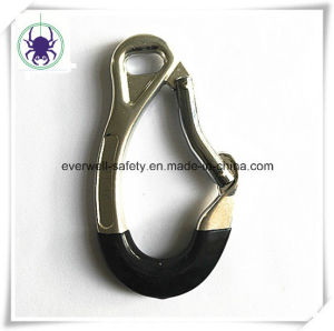 Safety Harness Accessories Carabiners of Aluminum Plating (dB20L)