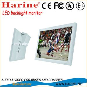 18.5 Inches Bus Display Manual LCD Monitor Bus Monitor pictures & photos