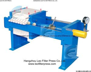Leo Filter Press Small Filter Press Machine pictures & photos