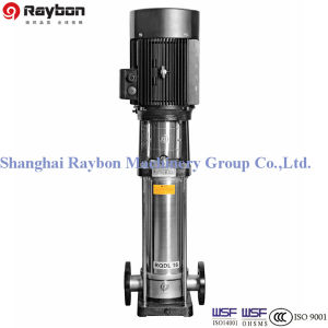 Cnp Pump Light Vertical Multistage Pump with Water Pump