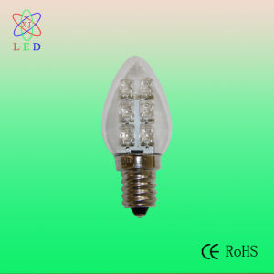 Patented LED C7 E12 for String Light LED C7 Night Bulb pictures & photos