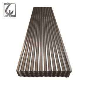 Z80 Dx51d Grade 24 Gauge Galvanized Roofing Sheet pictures & photos