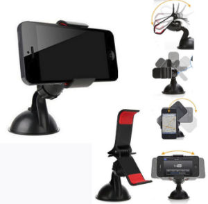 Universal Holder Car Mount for GPS/Smart Phone iPhone/Samsung