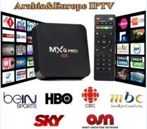 IPTV Mxq PRO 4k Android 5 1 Smart TV Amlogic S905 TV Box Android