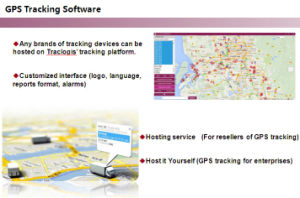 Real Time GPS Vehicle Tracking for Car Track pictures & photos