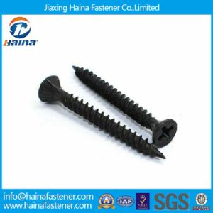 Coarse Thread, Black Phosphated Drywall Screw/Sheet Metal Screw pictures & photos