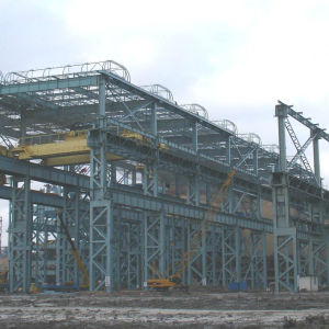 Steel Structure Buildings/Workshop