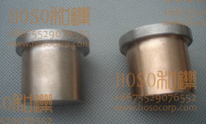 Tungsten Copper. Copper Tungsten Hot Pier Head, Hot Forging Die (elkonite)