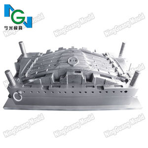 Plastic Injection Auto/Car Front Grille Mould pictures & photos