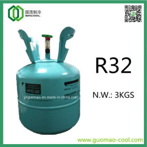 New Refrigerant R32 in Non-Refillable Steel Cylinder Manufacturer N. W. 3kg pictures & photos