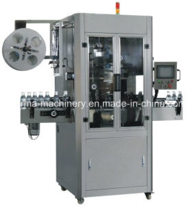 Glass and Plastic Bottle Shrink Sleeve Labeling Machine pictures & photos