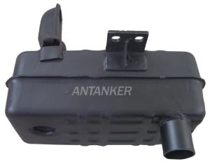 Engine-Muffler for Yanmar