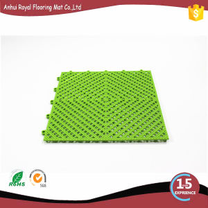 High Quality Waterproof Interlocking PVC Swimming Pool Floor Mat