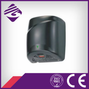 Cool Black Stainless Steel Hand Dryer (JN72011)