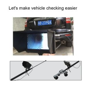Handheld Telescopic Video Camera Under Vehicle Inspection System pictures & photos