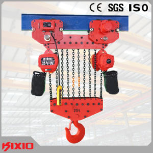 50 Ton Electric Chain Hoist for Heavy Things pictures & photos