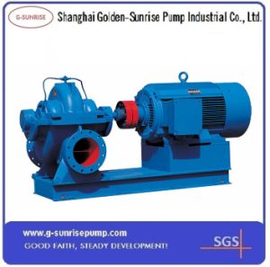 Xs Series Single Stage Double Suction Split Casing Centrifugal Water Pump