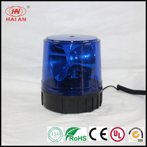 Screw/Magnet Base Changeable Traffic Rotating Alarm, Halogen Revolving Beacon Lights for Trucks pictures & photos