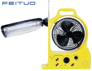Rechargeable Fan, Emergency Lamp pictures & photos