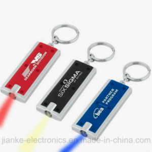 Hot Sell Flashing LED Torch Light with Logo Print (3672)