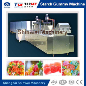 Mogul Starch Molded Jelly Candy Depositing Machine (GDQS600) pictures & photos