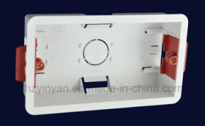 35mm 2 Gang Dry Lining Box (Y814)