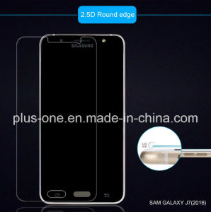 Anti-Scratch 9h Hardness Tempered Glass Screen Protector for Samsung Galaxy J7 2016 Mobile Accessory - China Tempered Glass, Screen Protector