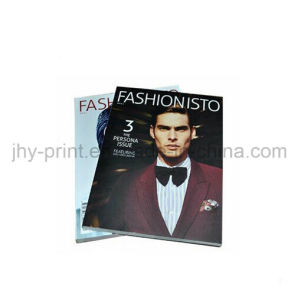 Full Color Fashion Magazine Printing Service (jhy-293)