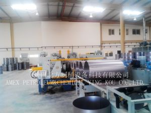 Amex Automatic Steel Drum Production Line Exported to UAE pictures & photos