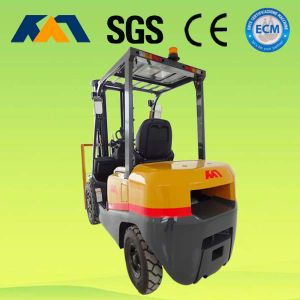 New 3ton Diesel Forklift Truck with Isuzu C240 Wholesale to Europe