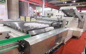 Ice Cream Cup Water Cup Thermoforming Machine Production Line pictures & photos