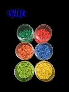 Color Customized Nylon PA6 Super Toughened V0 Pellets for Engineering Material pictures & photos