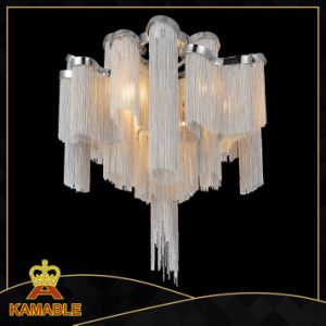 High Quality Modern Chain Chandelier Hotel Project Ceiling Lamp (KA1107C) pictures & photos